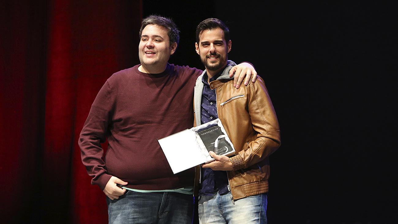 """""""Behind"""" obtiene un nuevo premio en el Hemoglozine de Ciudad Real"""